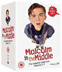 Malcolm in the Middle on DVD