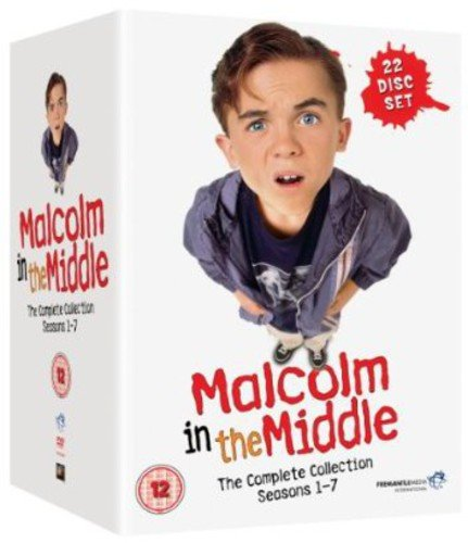 Malcolm In The Middle: The Complete Collection Box Set - Seasons 1-7...