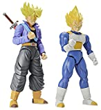 Bandai Modelo Kit-56216 56216 Figure Rise SS Trunks & SS Vegeta DX Set 19610