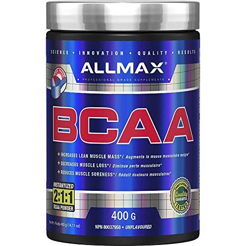 Allmax Nutrition BCAA 2:1:1 400g