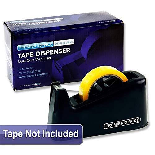 Scotch C10 Desk Tape Dispenser Cellotape Sellotape Home Office Dispensers Black