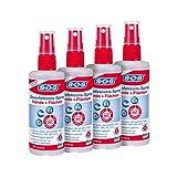 SOS Desinfektions-Spray: Desinfektionsmittel zur gründlichen und schnellen Hand- & Flächendesinfektion