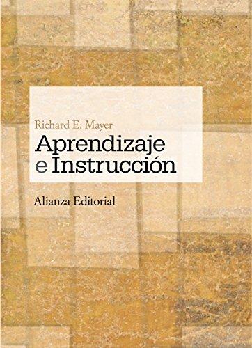 Aprendizaje e Instrucción (El libro universitario - Manuales)