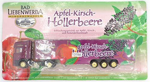 Bad Liebenwerda - Hollerblüte - Sammeltruck