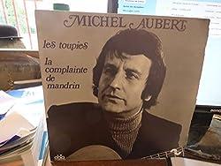 Michel Aubert : les toupies - disque obio 72302