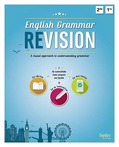 English Grammar Revision: A visual approach to understanding grammar