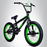 Bergsteiger | Tokyo | BMX fatbike | 50,8 cm (20 inch | 360° rotorsysteem | Freestyle frame | 4 stalen pegs