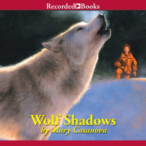 Wolf Shadows audiobook cover art