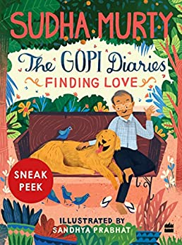 Gopi Diaries: Finding Love - Sneak Peek by [Sudha Murty]