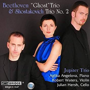 Beethoven & Shostakovich: Piano Trios