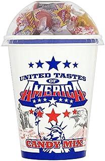 United Tastes of America – USA klassisk kopp full av spännande amerikanska sötsaker!