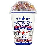 United Tastes of America- USA Classic Cup llena de emocionantes dulces americanos!