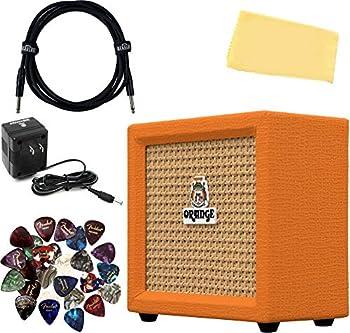 Orange Amplifiers Micro Crush PiX 3 Watt 9-Volt Mini Amp review
