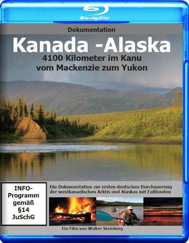 Kanada - Alaska 4100 Kilometer im Kanu vom Mackenzie zum Yukon