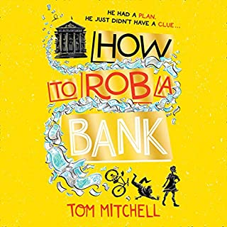 How to Rob a Bank cover art