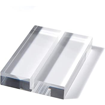Number Display Wedding Table Sign Stands 20 Pack Clear Acrylic Sign Holders