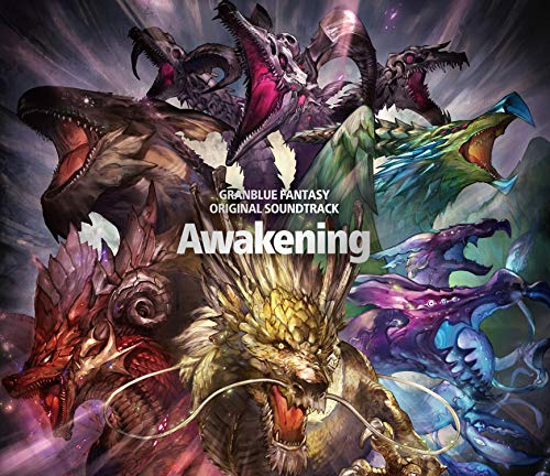 【Amazon.co.jp限定】GRANBLUE FANTASY ORIGINAL SOUNDTRACK Awakening (メガジャケ付)