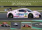 SPORTWAGEN DTM und FIA GT (Tischkalender 2022 DIN A5 quer)
