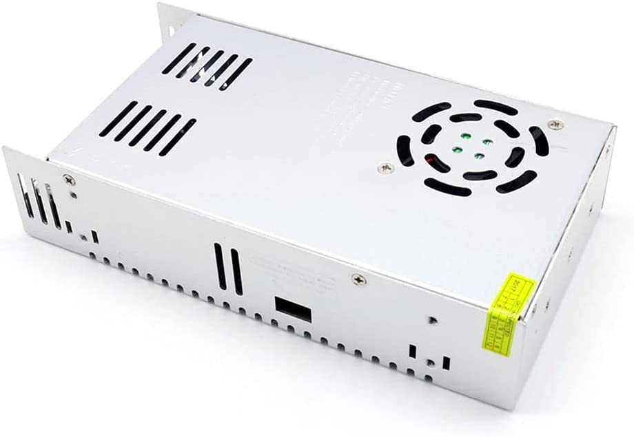 Fancysvccy 110V 220V a 24V DC Fuente de alimentación LED 500W Salida 20A Smps para Tiras de LED