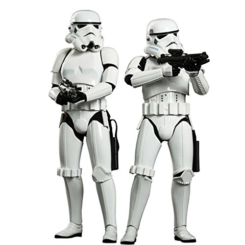 Hot Toys 1:6 Stormtroopers Movie Masterpiece Series Twin Set Figure