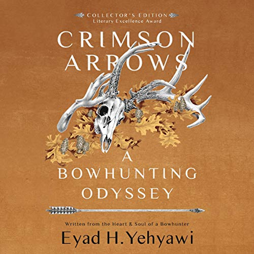 Crimson Arrows Audiobook By Eyad Yehyawi cover art