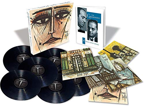 Ella Fitzgerald Sings The George & Ira Gershwin So (6 LP)