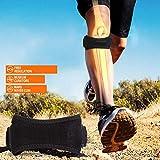 ViewSys Soporte de Rodilla Ajustable, Patella Knee Tendon Support Strap Kneepad para el Dolor reliefor, Correr, Baloncesto, Levantamiento de Pesas, Gimnasio, Deportes Unisex