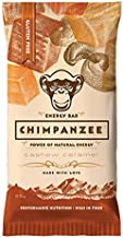 Chimpanzee Energy Bars 10A x 55A g anacardo and Candy Estimated Price : £ 19,52