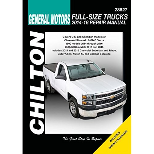online chevrolet owners manual