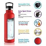 Zoom IMG-1 kollykolla bottiglia termica per acqua
