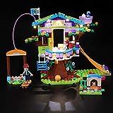 BRIKSMAX Kit de Iluminación Led para Lego Friends Casa en el árbol de MIA-Compatible con Ladrillos...