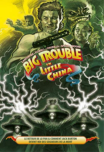 Big Trouble in Little China (French Edition)