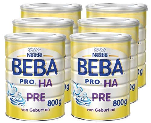 Nestlé BEBA PRO HA PRE Säuglings-Anfangsnahrung