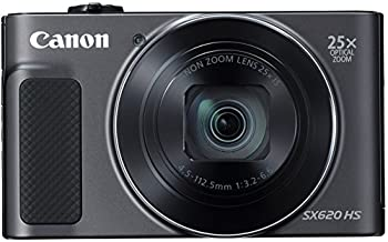 Canon PowerShot SX620 Digital Camera w/25x Optical Zoom - Wi-Fi & NFC Enabled  Black