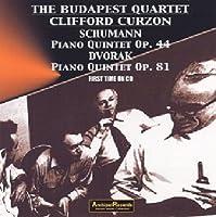 Schumann/Dvorak: Piano Quintet