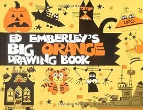 By Edward R Emberley - Ed Emberley's Big Orange Drawing Book (1980-10-15) [Paperback]