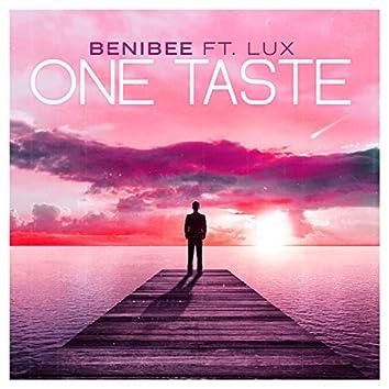 One Taste (feat. Lux)