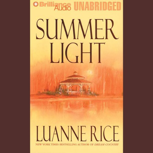Summer Light audiobook cover art