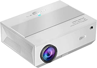 8,000 Lumen Native 1080P WiFi Vedio Projector Support HD 4K Movices Elctronics Focusing for Home Theatre Cinema,Movie,Gam...