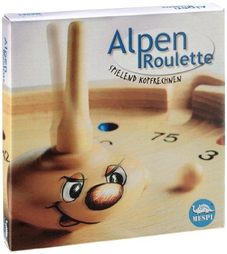 weiblespiele 10180 - Alpen Roulette