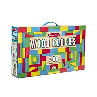 Melissa & Doug 200 Wood Block Set by Melissa & Doug (B000068CKZ) | Amazon price tracker / tracking, Amazon price history charts, Amazon price watches, Amazon price drop alerts