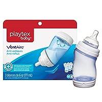 Playtex VentAire VentAire Advanced - Blue - 6 oz - 3 ct