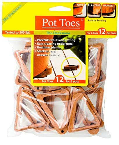 pot feet - 2