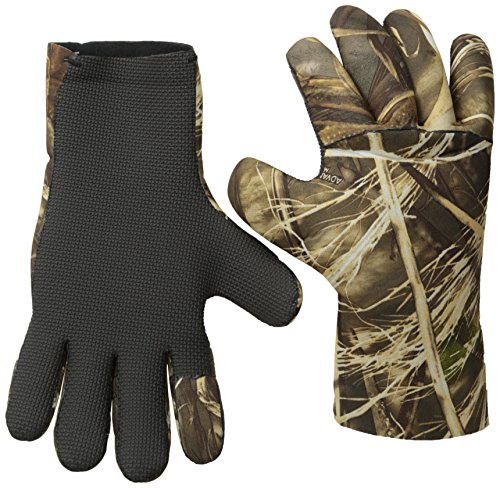 Glacier Glove Aleutian Full-Fingered Neoprene Fleece...