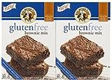 King Arthur Gluten Free Flour Brownie Mix - 17 oz - 2 pk