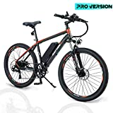 Rattan Challenger Pro 26 Inch Electric Bicycle 36V...
