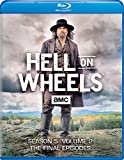 Hell on Wheels: Season 5 Volume 2 - The Final Episodes [Blu-ray]