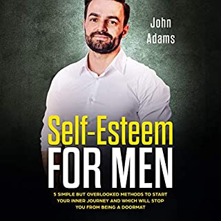 Self Esteem for Men audiobook cover art