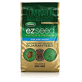 Scotts EZ Seed Patch and Repair Sun and Shade for Grass  Covers up to 225 sq ft 10 lb Not Available in HI