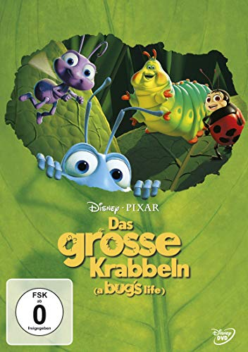 Das große Krabbeln (Pixar Lieblingsfilme)
